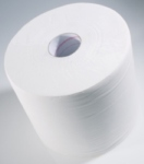 CENTRE FEED  WHITE 2ply white