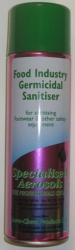 Food Industry Germicidal Sanitiser