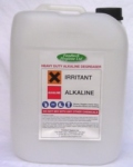FOODTECH HD ALKALINE DEGREASER / SANITISER is a General Purpose Degreaser suitable for most hard surfaces