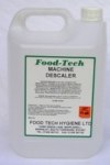 FOODTECH ACIDIC DESCALER is a Low Foam Acid Based Descaler