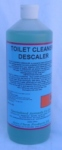 TOILET CLEANER / DESCALER  is an acidic based toilet cleaner