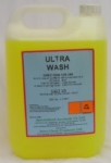 ULTRA WASH  is a high concentrate economical traffic film remover