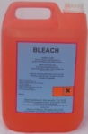 BLEACH a powerful concentrated bleach for use in food and industrial factories.  Economical in use