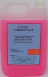 BLOSSOM ( FLORAL DISINFECTANT ) A fresh smelling concentrated floral disinfectant