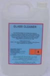GLASS CLEANER  ( CLEAR )
