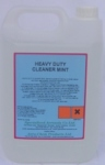 HEAVY DUTY CLEANER with perfume is a concentrated floor and hard surface cleaner