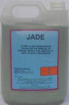 JADE ( GLASS CREAM ) Is a non � abrasive cream glass cleaner