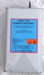 LONG LIFE RUBBER DRESSING is a high shine long-term rubber dressing and vinyl enhancer