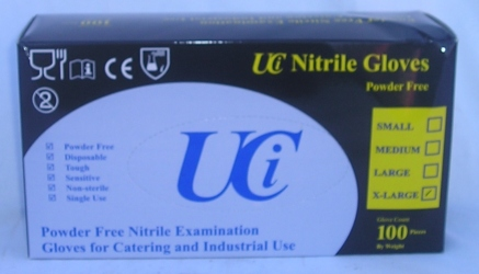NITRILLE GLOVES