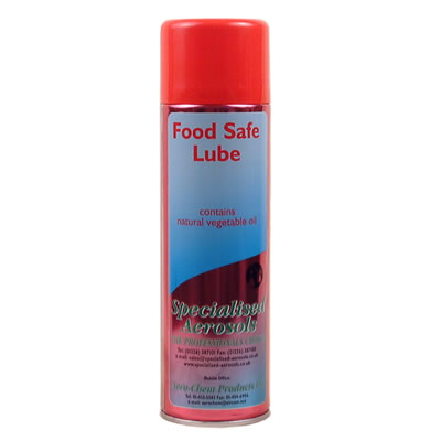 FOOD SAFE LUBE