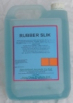 RUBBER SLIK  is a  ready to use satin finish rubber cleaner/ enhancer