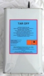 OIL & TAR REMOVER is a low-toxicity oil dispersant