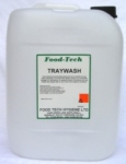 FOODTECH TRAYWASH  is a low Foam Caustic based Detergent