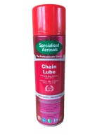 chain lube with ptfe and anti fling  500ml
