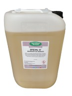 SPECIAL 'D'  is a multi purpose emulisfiable degreaser /cleaner for the removal of oil, grease etc